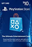 $10 PlayStation Store Gift Card - PS3/ PS4/ PS Vit...