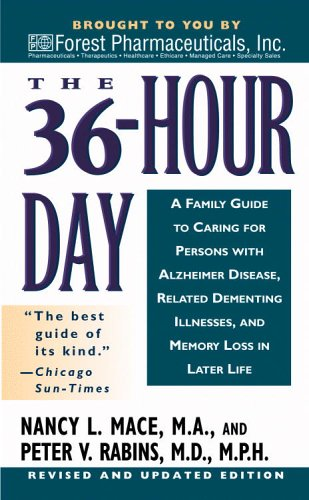 The 36 Hour Day, HARLAN HOYT HORNER