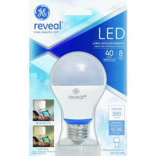 8w LED Reveal Bulb