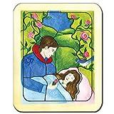 Wooden Fairytale Puzzle - Sleeping Beauty