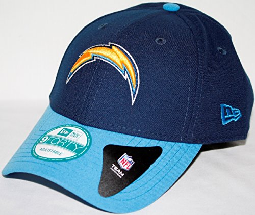 san-diego-chargers-new-era-9forty-nfl-the-league-adjustable-hat-hut-2-tone