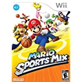 Mario Sports Mixby Nintendo