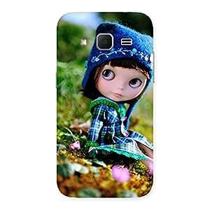 Stylish Kid Cute Multicolor Back Case Cover for Galaxy Core Prime