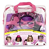 Melissa & Doug Actress Essentials Role Play Costume Collection