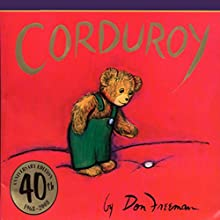 Corduroy Audiobook by Don Freeman Narrated by Allyson Johnson