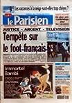 PARISIEN (LE) [No 18800] du 18/02/200...