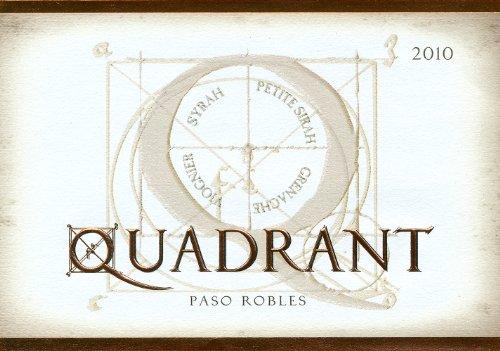 2010 Quadrant Copper Rhône Blend Paso Robles 750 Ml