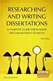 Roy Horn Researching and Writing Dissertations : A complete guide for business and management students