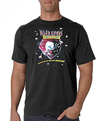 Killer klowns from outer space t shirt clothing for Outer space clothing