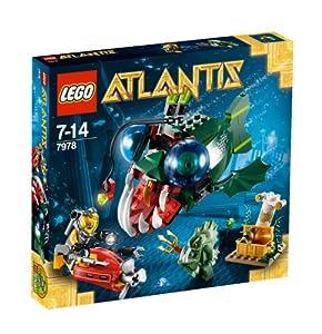 LEGO Atlantis 7978: Angler Attack