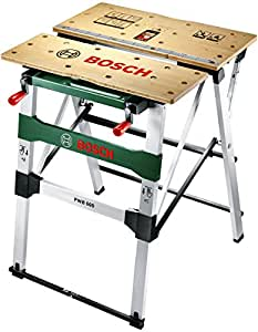 "Bosch Table de travail ""Universal"" PWB 600 avec 4 cales de serrage 0603B05200"