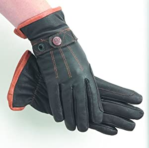 SSG Lined Work 'n Horse Glove (Style 2450) - Tan - 8