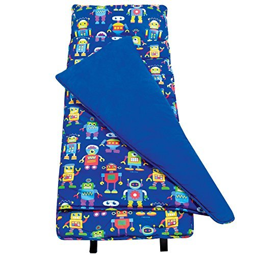 Olive Kids Robots Nap Mat by Olive Kids (Wildkin Robot Nap Mat compare prices)