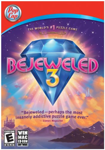 Bejeweled 3 (Pc Puzzle Games compare prices)