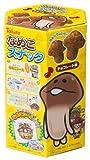 なめこスナック チョコレート味 6個入り BOX (食玩)