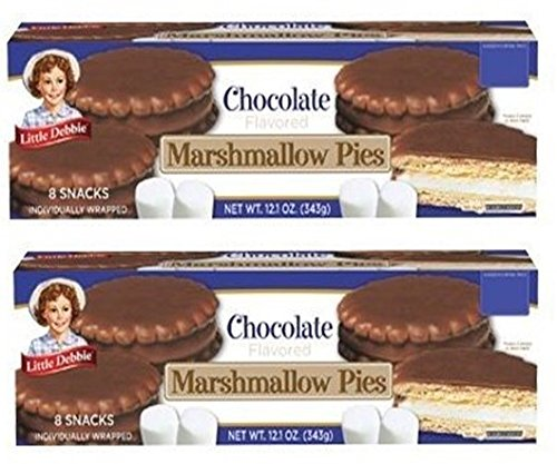 little-debbie-chocolate-marshmallow-pies-121-oz-2-pack