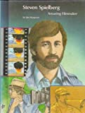 img - for Steven Spielberg: Amazing Filmmaker (People of Distinction) book / textbook / text book