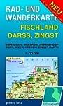 Rad- und Wanderkarte Fischland, Dar�,...
