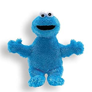 Cookie Monster Plush 8