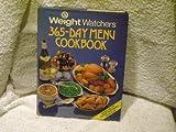 Weight-watchers' 365 Day Menu Cook Book (0450060349) by WEIGHT WATCHERS