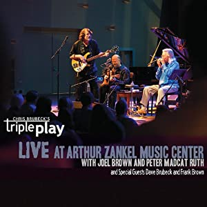 Live at Zankel Music Center