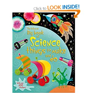 Big Book of Science Things to Make and Do (Usborne Activities)