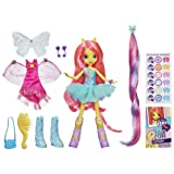 My Little Pony Equestria Girls - Fluttershy Doll with Accessory