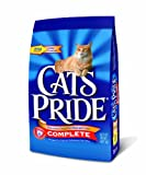 Cats Pride Complete Multiple Cat Formula Clay Litter, 20-Pound Bag