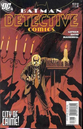 Batman Detective Comics #813