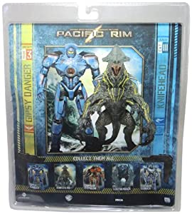 Pacific Rim Gipsy Danger and  Pacific Rim Gipsy Danger Toy