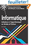 Informatique: Initiation � l'algorith...