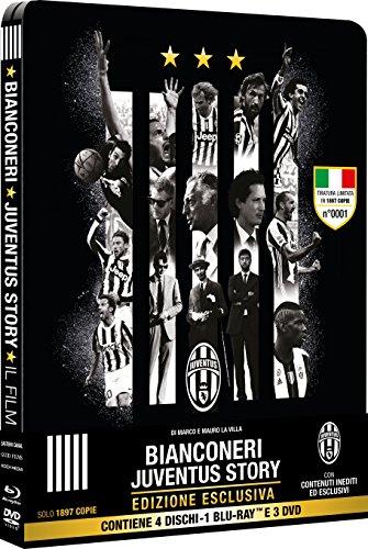 bianconeri-juventus-story-steelbook-numerata-esclusiva-amazon
