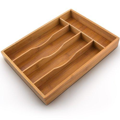 portarotolo da cucina in bamb h32 x 14 cm. Black Bedroom Furniture Sets. Home Design Ideas