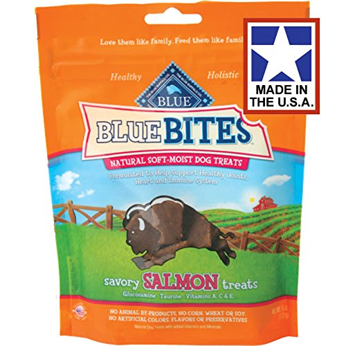 Blue Buffalo Blue Bites Dog Treat Salmon