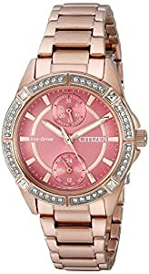 Citizen Women's FD3003-58X Eco-Drive Analog Display Japanese