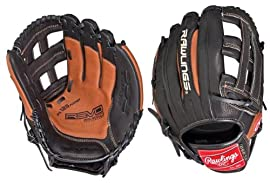 Rawlings 3SC125TCS Revo Solid Core 350 Series 12 1/2 inch Outfielder Baseball Glove