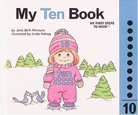 My Ten Book : My Number Books Series