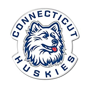 Buy Connecticut Huskies Official NCAA 2.5 Acrylic Magnet by WinCraft