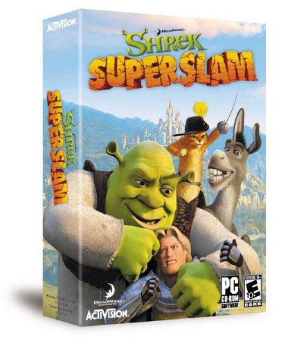 Shrek Superslam - Pc (Collector'S)