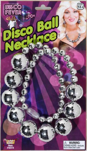 Disco Necklace Adult