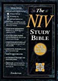 The Niv Study Bible/Burgundy Bonded Leather: The Niv Study Bible/10th Anniversary Edition/Burgundy Bonded Leather/Intro./Plain (031092569X) by [???]