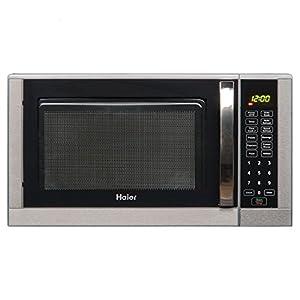 Haier HMC935SESS Stainless Steel Countertop Microwave Oven, 900-watt