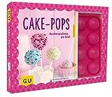 Cake-Pop-Set: Plus Cake-Pop-Backform (für 16 Cake-Pops) (GU...