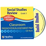 NewPath Learning Social Studies Interactive Whiteboard CD-ROM, Site License, Grade 3