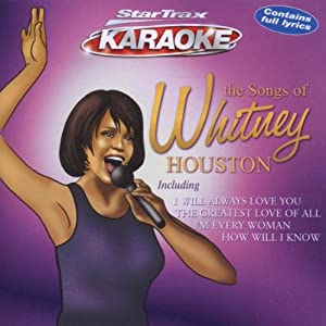 The Songs Of Whitney Houston