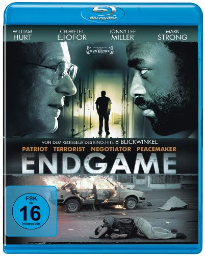 Endgame [Blu-ray]
