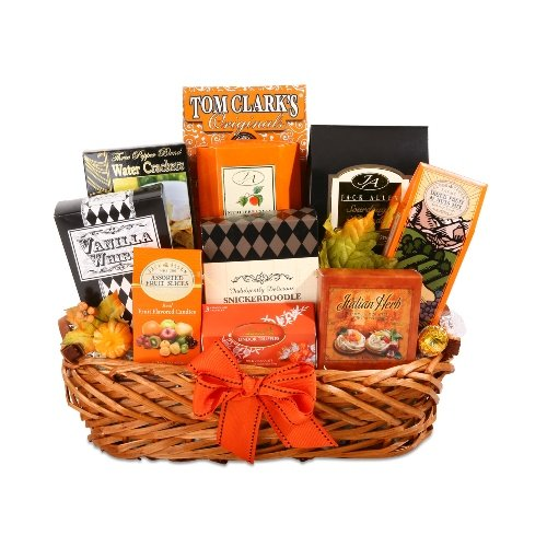 Halloween and Fall Gourmet Gift Tray