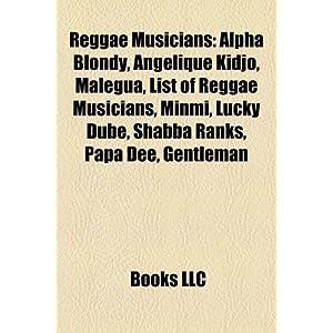 List Of Reggae Musicians | RM.