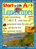 img - for Landscapes (Start with Art (Heinemann Paperback)) book / textbook / text book