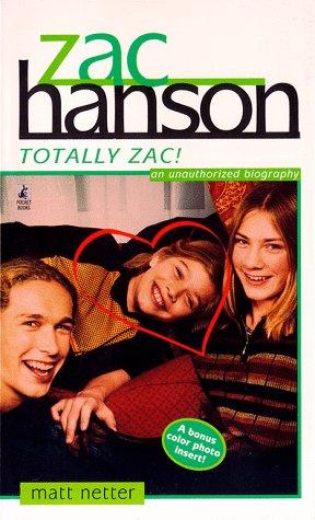 ZAC HANSON TOTALLY ZAC